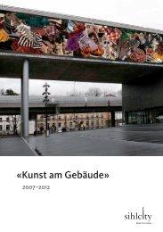 Siegerprojekte 2007 - 2012 (PDF) - Sihlcity