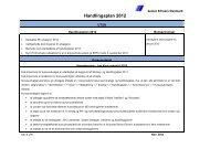 Handlingsplan 2012 - Senior Erhverv Danmark