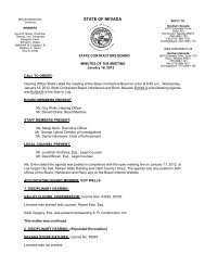 Disc Minutes 1-18-12.pdf - Nevada State Contractors Board