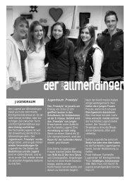 Ausgabe vom März 2013 - Allmendingen-Thun