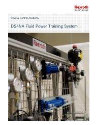 DS4NA Fluid Power Training System - Bosch Rexroth