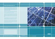 modulo fotovoltaico aleo s_16 modulo ... - Esedra ENERGIA