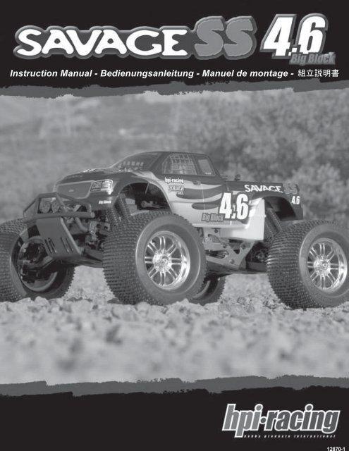DriveTrain NEUF origine HPI RACING R//c part! Frein HPI 86092 Cam et Piston Set