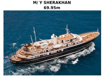 Sherakhan's - Paradise Yacht Charters