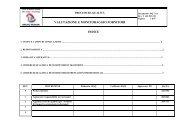 valutazione e monitoraggio fornitori indice - Liceo Artistico Bruno ...
