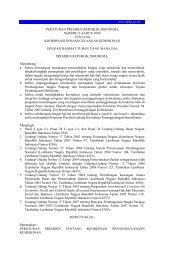 Peraturan Presiden No. 013 Tahun 2009 Tentang ... - BPKP