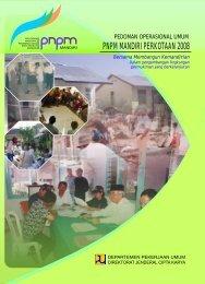 Pedoman Umum Pelaksanaan PNPM Mandiri Perkotaan - Website ...