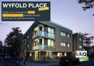 WYFOLD PLACE - London & Quadrant Group