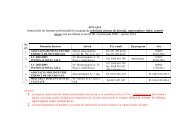 Tehnician pentru sisteme de detecţie, supraveghere video ... - IGSU