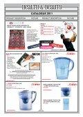 health and beauty catalogue 2011 - appliances electronics seasonal - Page 2