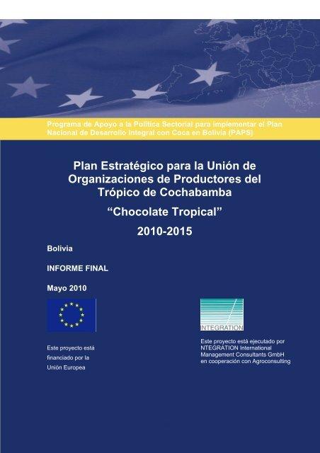 Plan Estratégico para la Unión de Organizaciones de Productores ...