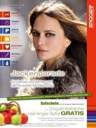 Jackenparade - Stigger Mode - FMZ Imst