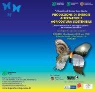 produzione di energie alternative e agricoltura ... - CSV Marche