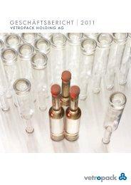 Geschäftsbericht  2011 - Administration