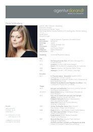 pdf download - Agentur Dorandt
