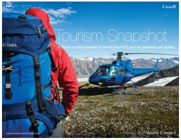 Read the Tourism Snapshot –February 2013 in full - Canadian ...