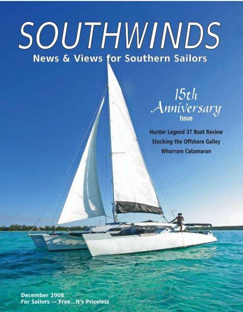 December 2008 Southwinds Magazine