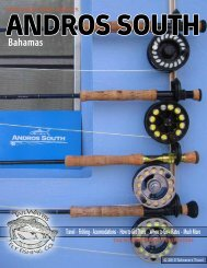 ANDROS SOUTH Bahamas - Tailwaters Fly Fishing Co.