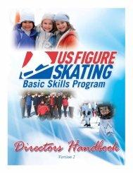 Basic Skills Directors Handbook - US Figure Skating
