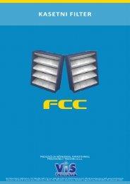 Prospekti za sve filtere (PDF, 714KB) - ViS Company