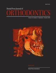 Dental Press International Special Issue