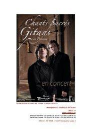 2012_11-Dossier Chants Sacrés Gitans - Opus 31