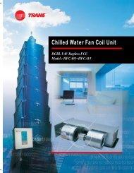 Concealed Stepless VAV Fan Coil Unit DCBL - Dalkia