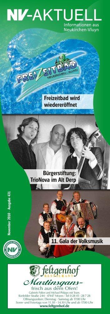 Nr. 431 :: November 2010 - Werbering Neukirchen-Vluyn