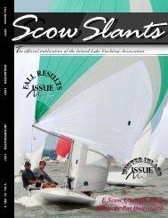 Fall/Winter 07 Part 1 - Inland Lake Yachting Association