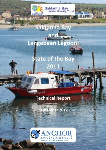 State of the Bay Report 2011-Final.pdf - Anchor Environmental