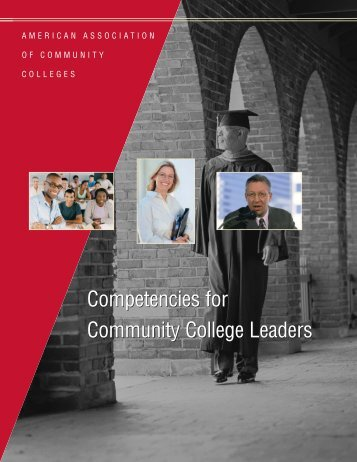 Competencies for Community College Leaders - American ...