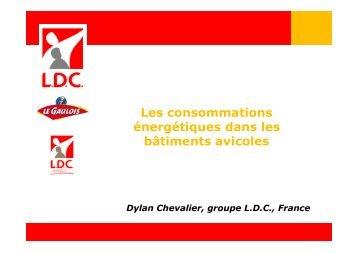 Les consommations énergétiques dans les bâtiments avicoles - FACW