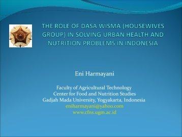 Harmayani_Dasa Wisma.pdf - Forum for Urban Future in Southeast Asia
