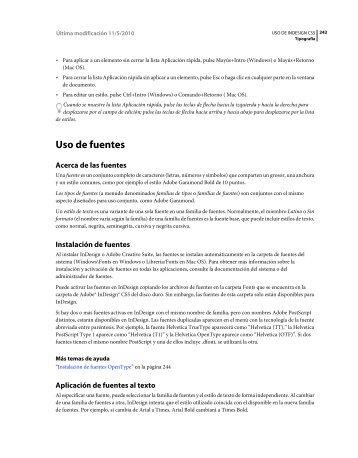 Descargar Adobe Indesign CS5 3 - Mundo Manuales
