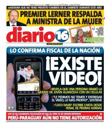 ¡CAMPEÓN! - Diario 16