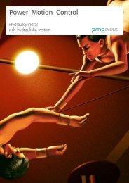 Power Motion Control - PMCCatalogue