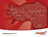 4-Jahresbericht 2007-2010 - Volkshilfe Steiermark