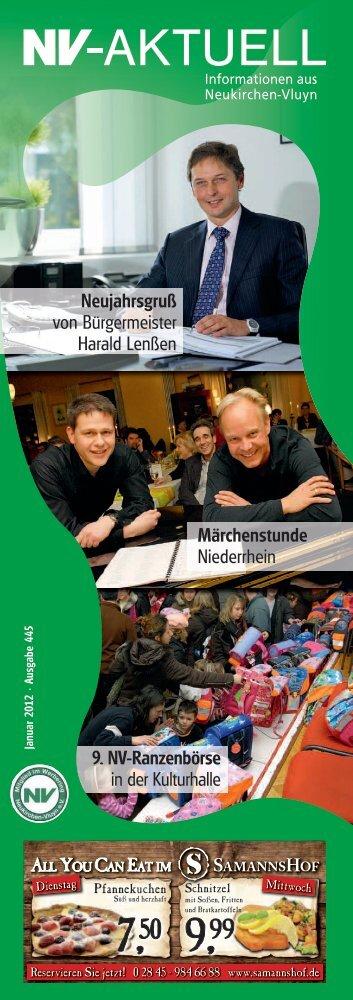 Nr. 445 :: Januar 2012 - Werbering Neukirchen-Vluyn
