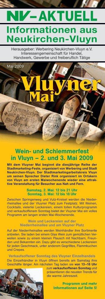 und Fliesenausstellung Große Garten  - Werbering Neukirchen-Vluyn