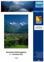 1 Adventure Extravaganza Interlaken - Jungfrau Region