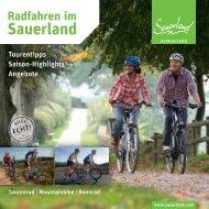 Sauerland Radfahren - Radleben