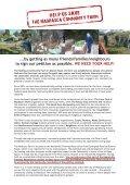 Nadrasca 2013 Calendar and Help us Save the Farm flyer - Page 2