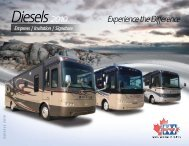 Diesels 2010 - Triple E Recreational Vehicles