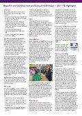 Nadrasca Annual Report 11/12 Abridged - Page 2