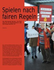 """Das Nürnberger Bündnis """"Fair Toys"""" setzt sich für ... - Stadt Nürnberg"""