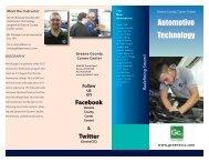 Brochure 1 - Greene County Career Center