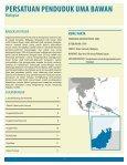 PERSATUAN PENDUDUK UMA BAWANG - Equator Initiative - Page 3
