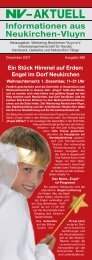 NVA Ausgabe 396 07.indd - Werbering Neukirchen-Vluyn