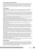 NX-5 Sikkerhetsalarm Bruksanvisning - Page 4