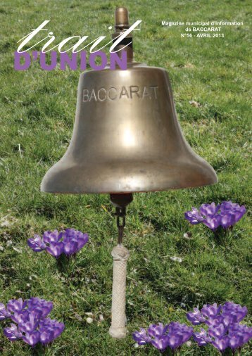 Mise en page 1 - Baccarat